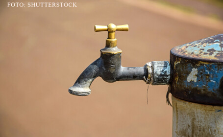 Un oras din Romania a ramas fara apa potabila din cauza secetei. Anuntul facut de primar: \