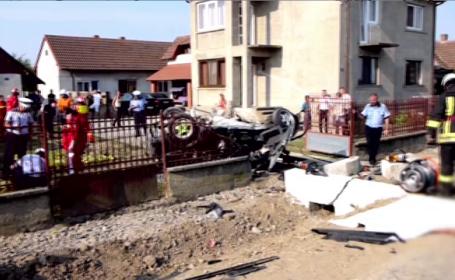 accident 6 morti - stiri