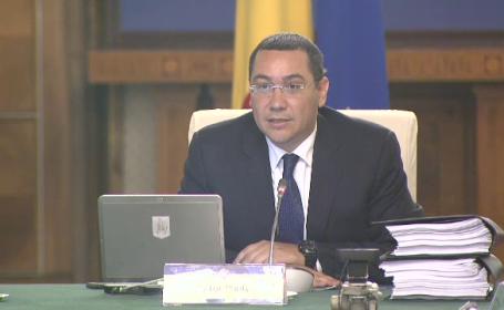 Victor Ponta - stiri