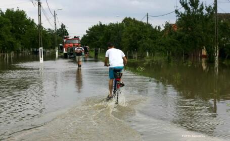 Inundatii - AGERPRES