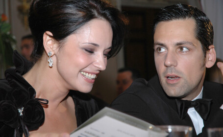 Stefan Banica, Andreea Marin - Agerpres