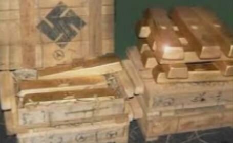 Un polonez si un german sustin ca au gasit un tren nazist cu aur, disparut la sfarsitul Celui De-al Doilea Razboi Mondial