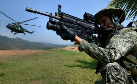 Armata din Peru, autorizata sa doboare avioanele suspectate ca transporta droguri