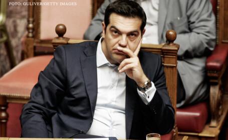 Alexis Tsipras ingrijorat
