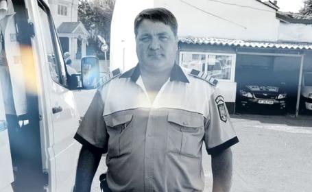 Politistul Gheorghe Ionesc
