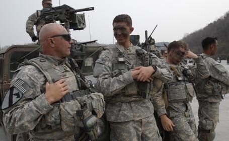 Kim Jong-Un le-a ordonat trupelor sa fie gata de razboi. SUA a suspendat temporar exercitiile cu armata sud-coreeana