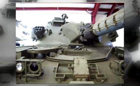 tanc de vanzare
