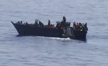 imigranti marea mediterana