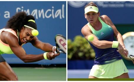 Serena Williams s-a retras de la Turneul Campioanelor si cel de la Beijing. Halep devine principala favorita la titluri