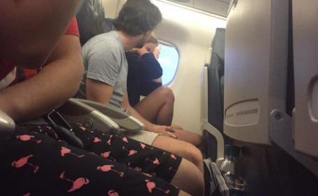 despartire avion