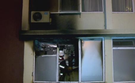 incendiu hotel mamaia