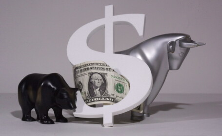 Dolari, piete financiare, burse