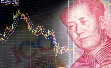 Burse China - Shutterstock