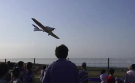 miting aerian Suceava