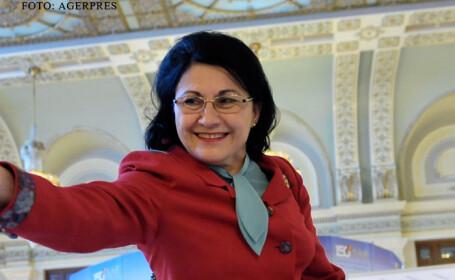 Ecaterina Andronescu FOTO AGERPRES