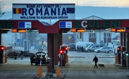 Trei romani, blocati la frontiera cu Romania aproape 12 ore. Cum a fost posibil ca politia sa le piarda toate actele