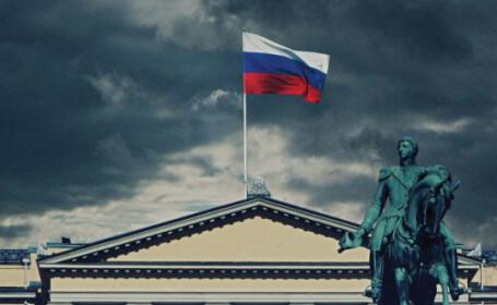 afis serial Norvegian despre invazia ruseasca