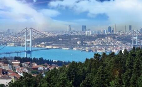 Inca o premiera in Turcia. Tunelul rutier care leaga doua continente, inaugurat pe sub Bosfor.La ce adancime a fost construit