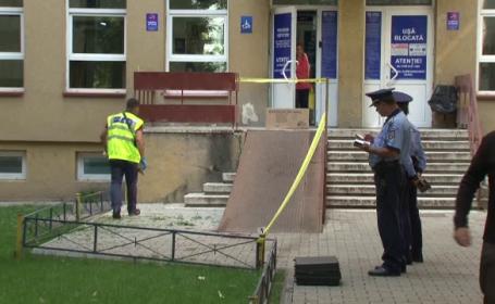 Incident grav la spitalul din Bacau. Un barbat de 74 de ani a murit, dupa ce a cazut de la etajul 4 al cladirii
