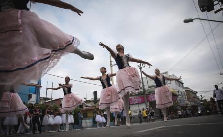 Pregatiri in Rio de Janeiro, inainte de startul Jocurilor Olimpice de Vara 2016