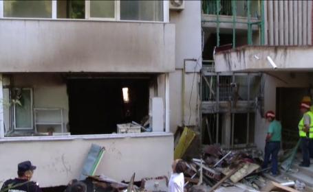 explozie bloc Iasi