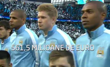 Manchester City joaca la Bucuresti cu Steaua. Becali: \