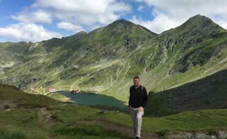 Iohannis a urcat pe munte, la Balea Lac: Avem probabil cele mai spectaculoase peisaje din Europa