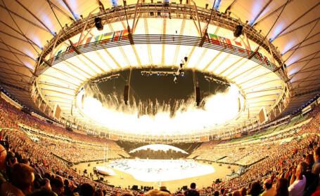 Ceremonia de deschidere a Jocurilor Olimpice de la Rio de Janeiro