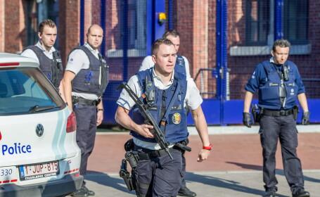 Alertele cu bomba in Belgia au fost ridicate. Circulatia trenurilor a fost reluata in ambele gari