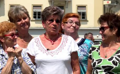 Senioarele din Timisoara