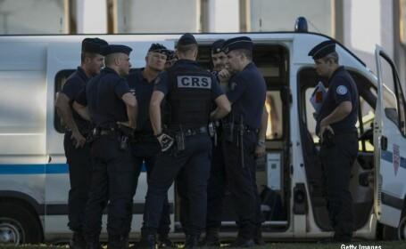 politie franceza