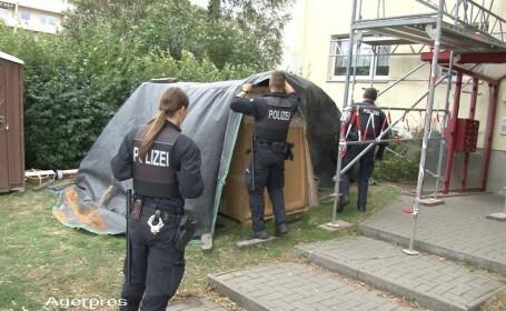 Cinci raniti in Germania dupa ce un barbat i-a atacat pe strada cu un cutit. Agresorul a reusit sa fuga si nu a fost prins