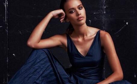A murit intr-un accident de masina incredibil, la doar 17 ani. Elyse a fost finalista la Miss World Australia. FOTO