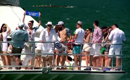 Vacantele cu yachtul sau catamaranul, dorite de mii de romani. Pretul pe care il platesc pentru o saptamana pe apa