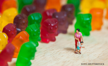 copil atacat de junk-food