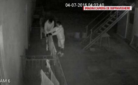 Turisti jefuiti in Costinesti, chiar in camera de hotel. Cum au fost filmati hotii, in timpul atacului