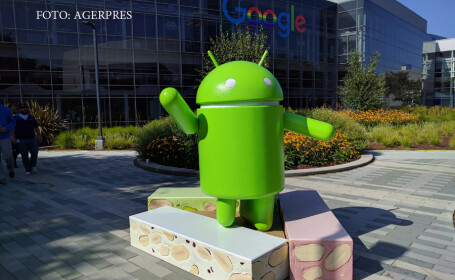 statuie Android Nougat