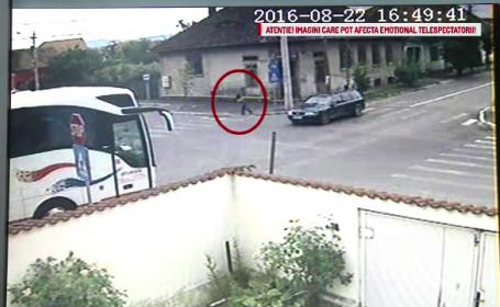 Copil de noua ani, lovit mortal pe o trecere de pietoni din Sibiu. De doi ani, intersectia era nesemaforizata