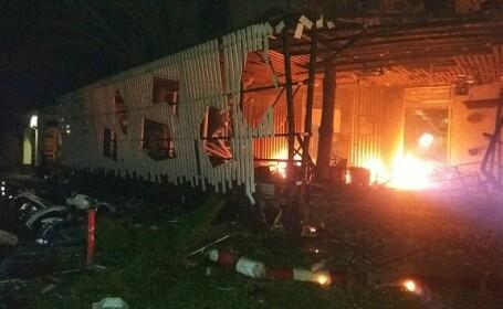 Atac cu masina capcana intr-o statiune din Thailanda. O persoana a murit, iar alte 29 au fost ranite