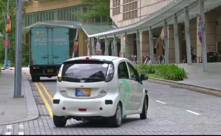 taxi autonom
