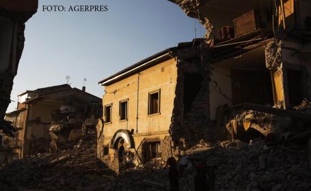 cutremur Italia amatrice
