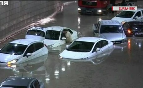 inundatie in Ankara