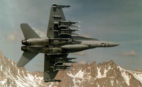 Avion de lupta elvetian disparut in Alpi. \