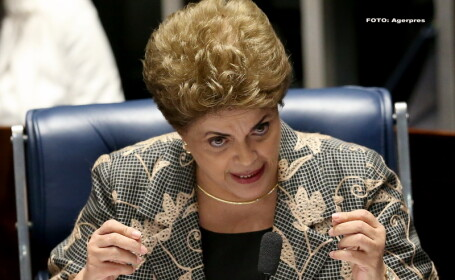 Dilma Rousseff - AGERPRES