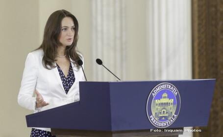 Jurnalista Madalina Dobrovolschi, noul purtator de cuvant al lui Iohannis. \