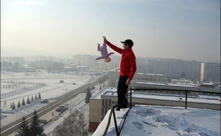 Tată din Rusia