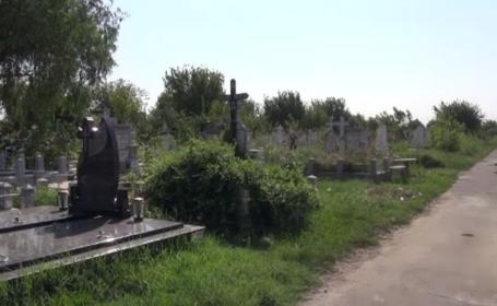 Gropar din Galați, mort din cauza căldurii. Omul a fost găsit în comă în cimitir