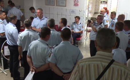 Criză de sânge în spitale. 90 de pompieri au donat la Ploiești