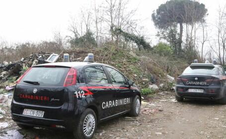 masini ale carabinierilor
