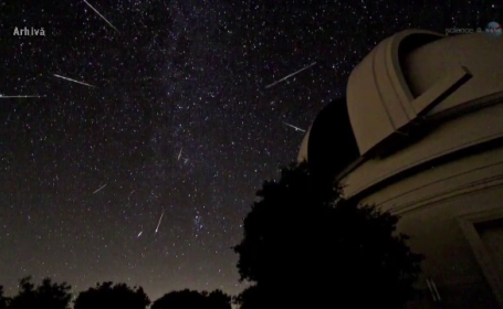 Noaptea Perseidelor i-a ținut cu ochii pe cer pe români. Până când poate fi urmărit fenomenul